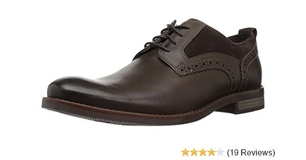 2a390ff94edad Amazon.com | Rockport Men's Wynstin Plain Toe Oxford | Oxfords