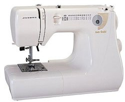 Janome Jem Gold 660 Lightweight Sewing Machine