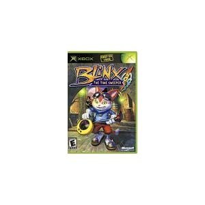 Blinx The Time Sweeper - Xbox