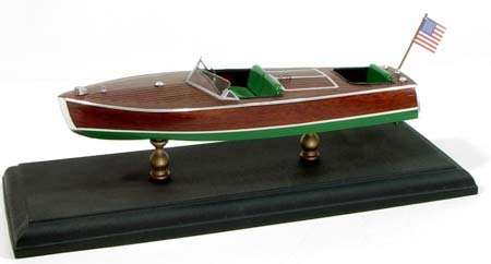 Chris-Craft 19 FT. Race Model Boat KIT - Laser Cut Parts