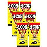 Mouse Traps D-con - D-Con Ultra Set Covered Mouse Trap, 6 Pack