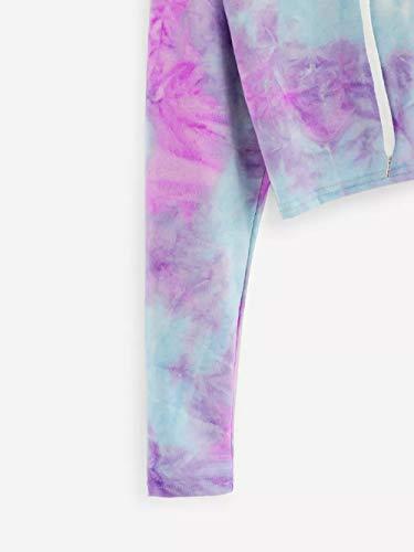 Ragazza Cappuccio Donna Tumblr Elegante Lunghe Vicgrey Top Camicia Viola Felpe Donna Eleganti felpa Inverno Maniche Corta Autunno Con Pullover xwgx7CqnI