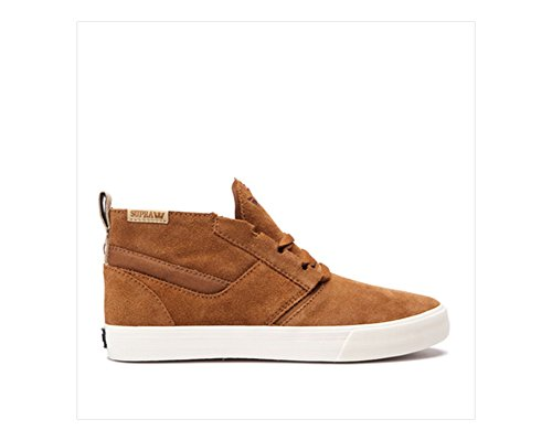 Lk Kensington Supra Mens Bone Shoes Brown C4w585qt