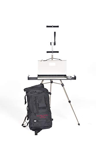 Professional Series En Plein Air Pro Oil & Acrylic Easel Package PETG Palette from En Plein Air Pro