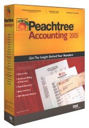 Peachtree(R) Accounting 2005