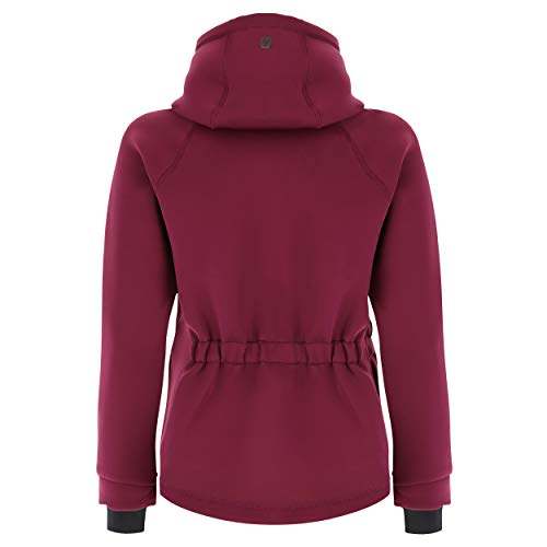 Curve Black Primrose Caspia Bicolore Shirt Small W en Plum O D Extra I Sweat A4fqwB5w