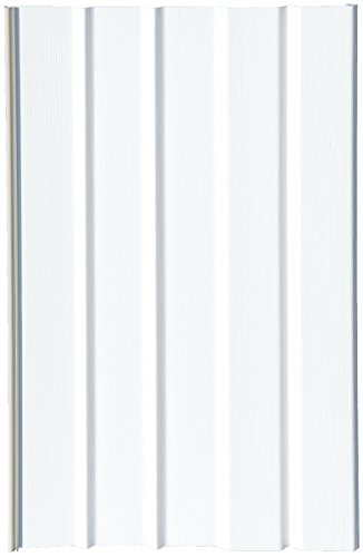 Home Vinyl - Mobile Home Skirting Vinyl Underpinning Panel WHITE 16