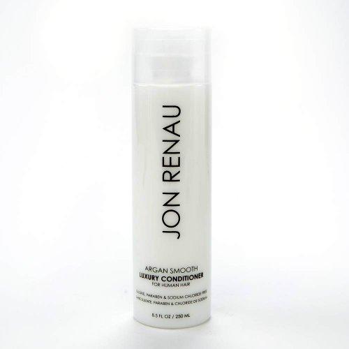 Jon Renau Argan Smooth Luxury Conditioner 8.5 (Jon Renau Hairpieces)