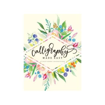 Piccadilly Calligraphy Made Easy Notebook (9781608630981)