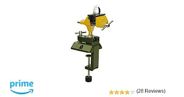Proxxon 28608 - Tornillo de banco de precisión FMZ: Amazon.es: Bricolaje y herramientas