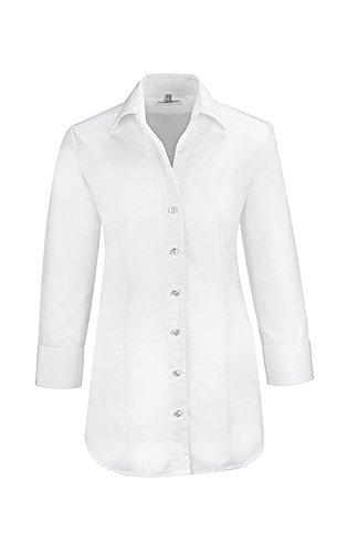Camicia Classico Maniche Donna White 4 3 Greiff A 1dqE51w