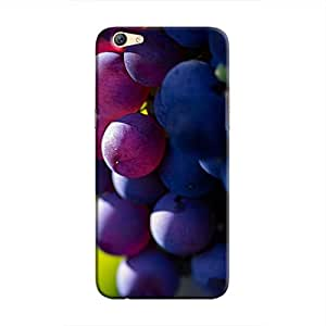 Cover It Up - The Grapes F3 Plus Hard case