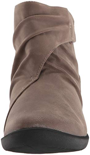 Boot Fashion Synthetic Tana Women's Sillian Pewter Clarks qPxSHgwI