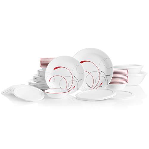 dinnerware set corelle splendor - 1