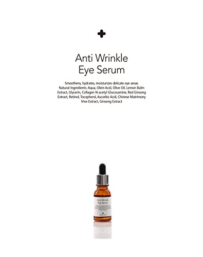 NANONATURE Anti Winkle Eye Serum