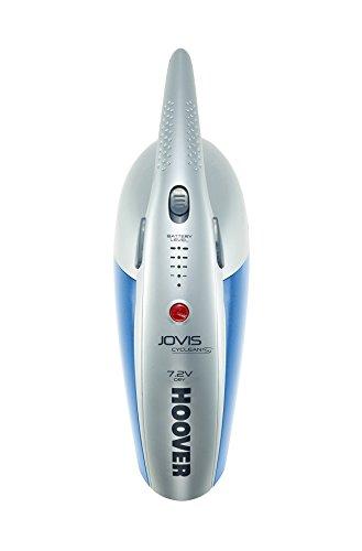 Hoover Jovis SJ72DA4 Cordless Handheld Vacuum Cleaner, 7.2 V - Silver