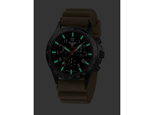 Platoon Khs dt Black bpcc1 C1 Watches Khs Tactical Chronograph ybf6g7Yv