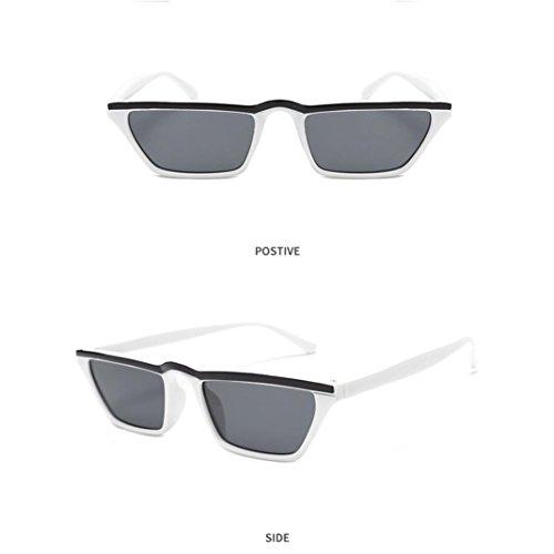 0c159452cb Gafas De Sol ProteccióN UV Para Mujer LHWY, Gafas Polarizadas De Retro Ray  Ban Marco