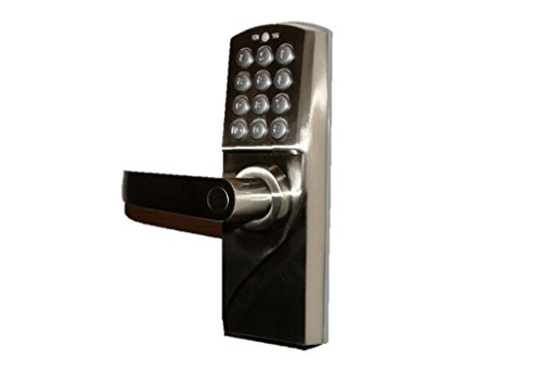 METechs - Security Electronic Digital Keypad Door Lock MRDJ