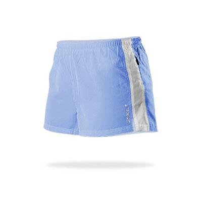 Amazon.com  2XU Active Run Short - Women s Pale Blue Silver 1df36a15e