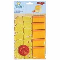 HABA Soft Biofino en lonchas de queso - Jugar comida