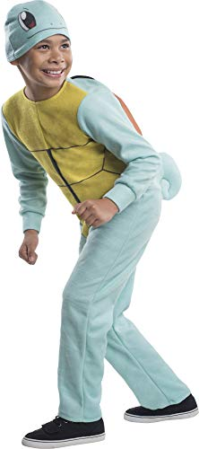 Rubie's Costume Pokemon Squirtle Child Costume, Large -