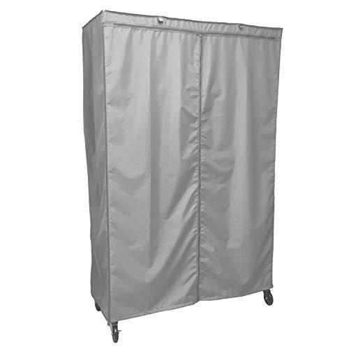 (Formosa Covers Storage Shelving Unit Cover, fits Racks 48