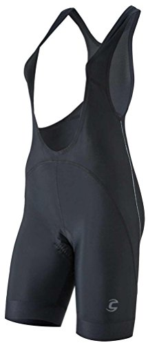 Cannondale Women's Prelude 8 Bib Shorts, Black, -