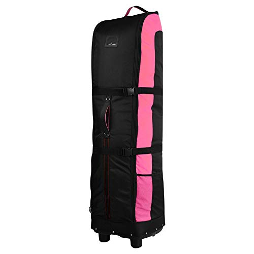 (Golf Travel Cover Bag Golf Travel Bag Holiday Golf Aviation Bag Thickened Golf Air Bag Aircraft Check Bag Foldable with Pulley Bag for Women Men (Color : C4, Size : 1413831cm))