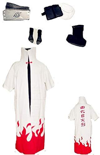 - Mister Bear Naruto 4th Hokage Naruto Yondaime Cosplay Costume