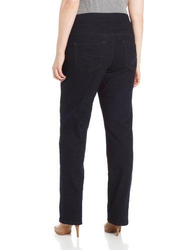 08213faeb756c Jag Jeans Women s Plus-Size WM Peri Straight-Leg Jean In Comfort Denim