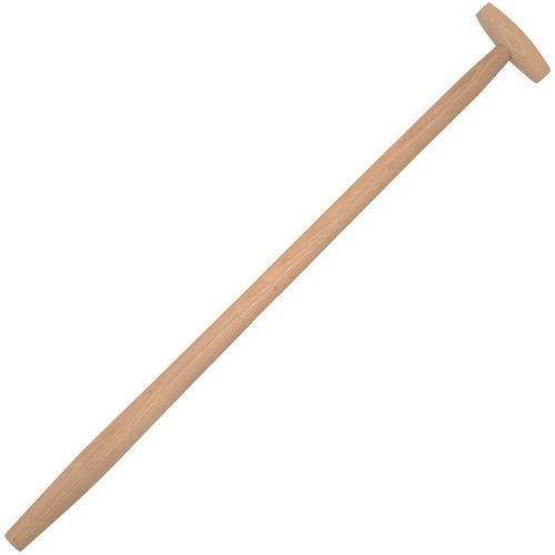 5X manico–Forca a vanga manico legno manico T manico ø 38mm 100cm KAMEX