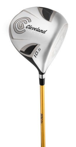 Cleveland SL 290 Launcher Ultralite Driver (Left Hand, Graphite, 10.5 degrees, Regular)