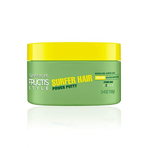 - Garnier Fructis Style Power Putty Surfer Hair, 3.4 Ounce