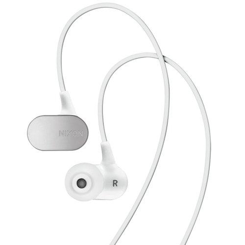 Nixon Micro Blaster Headphone White, One Size
