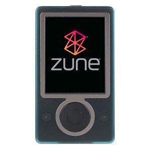 Microsoft JS8 00001 Zune