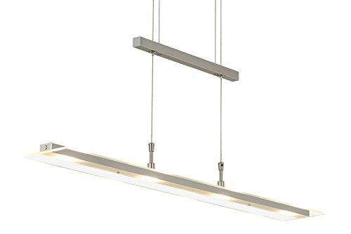Briloner Leuchten LED Pendelleuchte / Pendellampe dimmbar ...