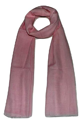 (100% Cotton Scarf,Two Tone Herringbone Pattern, Soft, Airy, Light, Large Linen Scarf.)