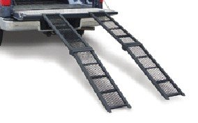 1-Pc-500-Lbs-Capacity-Folding-Steel-Ramp