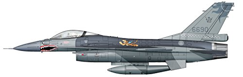 Hobby Master,Lockheed F-16B Fighting Falcon, 6820 401st TFW, ROCAF, 2015 ,