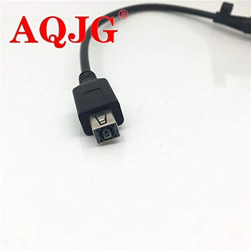 Cable Length: 10cm Computer Cables 1pcs 7.45.0 Male Plug with Tip to 4.53.0 Female Jack Right Angle DC Power Charger Adapter Converter Connector for HP