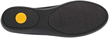 FitFlop Audrey Smoking Slipper-Patent, Mocasines Mujer