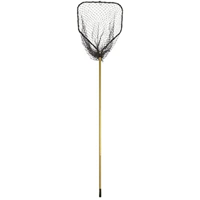 """StowMaster TS120X Tournament Series Precision Landing Net - Hoop 30""""x32"""", Length 120"""" by StowMaster"""