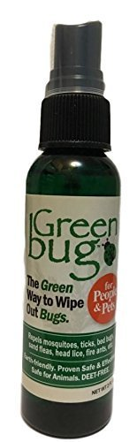 All Natural Bug Spray SAFE on SKIN Featured Image
