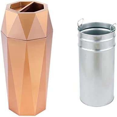 立っている屋外の床に立っている灰皿、ホテルのゴミ箱のロビーのホテルKTVモールの垂直ステンレス鋼のゴミ箱は屋外
