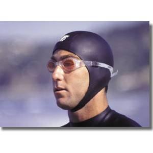Desoto Wetsuit - DeSoto GreenGoma Neoprene Swim Cap - 2015