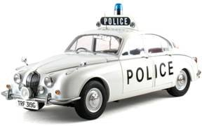 1968 Jaguar 240 Police Car Staffordshire County and Stoke on Trent Constabular. Limited Edition 1 of 1500 Produced Worldwide. Comes with numbered Certificate of Authenticity.