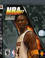 New Ea Sdvg Nba Live 07 Popular Stylish Colorful Elegant Product Type Ps3 Game Genre Video Sports