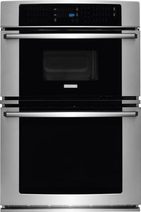 Electrolux EW30MC65PS 30'' Electric Microwave Combination Oven with 1.5 cu. ft. Microwave Oven 4.8 cu. ft. Self-Clean Oven 900 Watts Automatic Cooking Options and Luxury-Design Lighti by Electrolux (Image #1)
