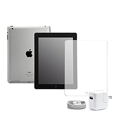 Apple iPad 2 16GB, 32GB or 64GB, Black or White Wifi Tablet